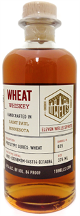 11 Wells Wheat Whiskey 750ml